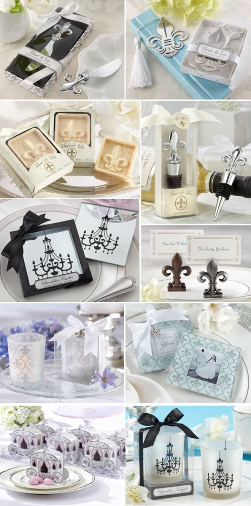 wedding favours - royal